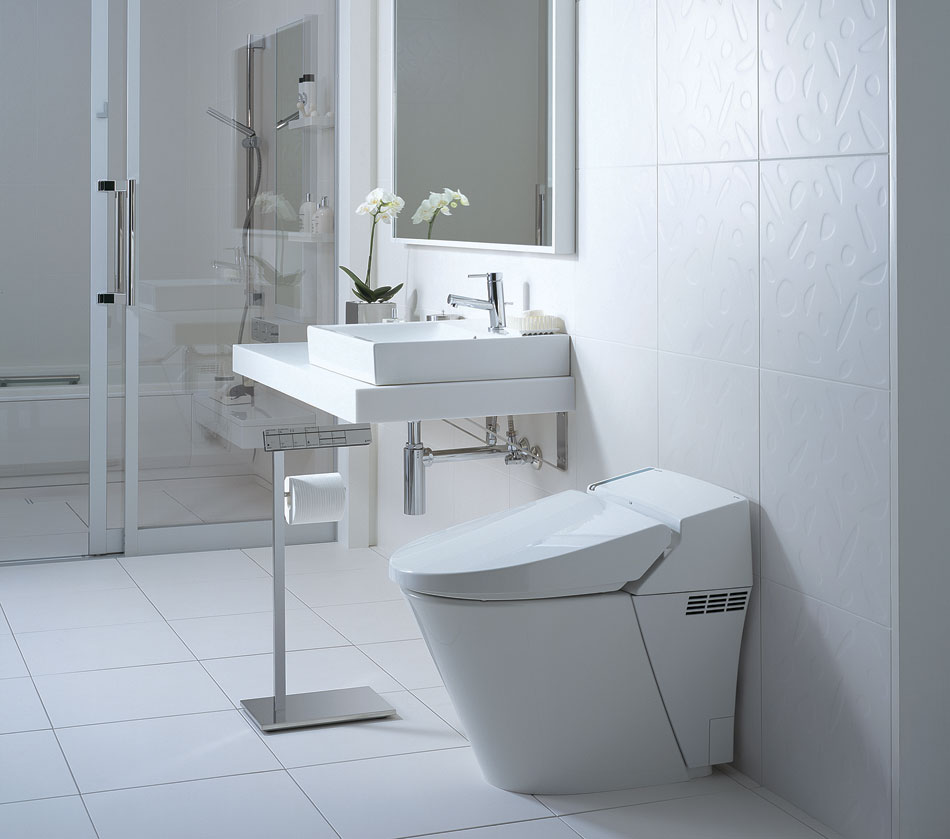 Chậu rửa inax- cho không gian phòng tắm thêm thanh lịch
