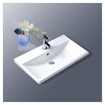 Chậu rửa đăt bàn và chậu rửa treo tường của inax- nên chọn loại nào?