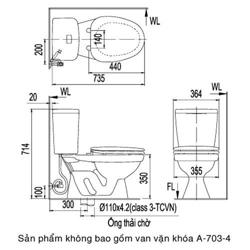 thong-so-ky-thuat-cau-bon-cau-2-khoi-inax-c-108VT