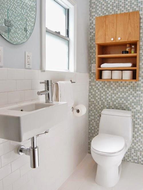 Mẹo lựa chọn thiết bị vệ sinh inax cho phòng tắm nhỏ
