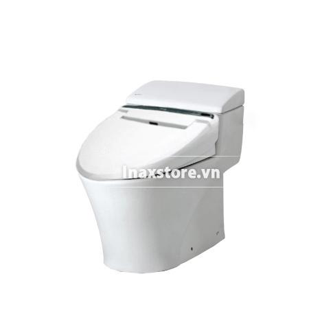 Thiết bị vệ sinh 2 trong 1- Bàn cầu inax