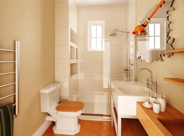 Các lý do lên chọn bồn cầu inax 1 khối cho phòng tắm