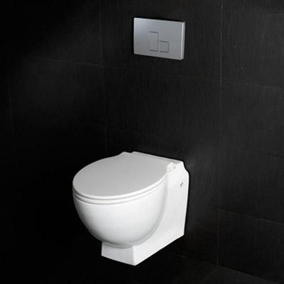 Mẫu bệt vệ sinh treo tường inax