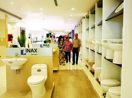 Điểm danh các loại bàn cầu vệ sinh inax