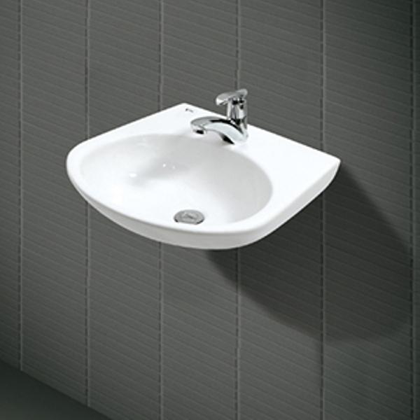 Chậu rửa treo tường Inax L-283V (Màu trắng)