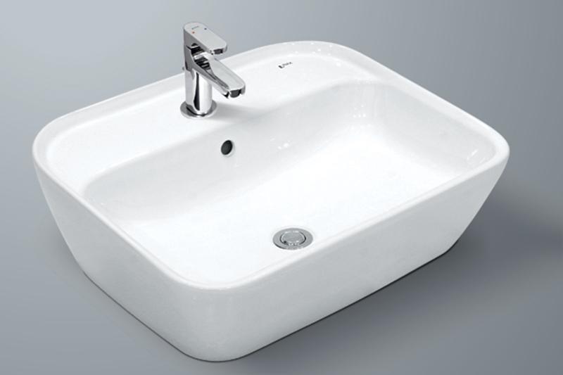 Chậu rửa inax L-296V