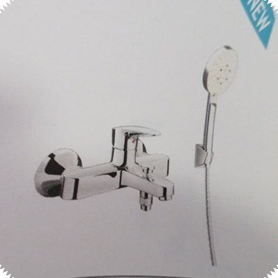 Vòi sen tắm nóng lạnh Inax BFV2003s