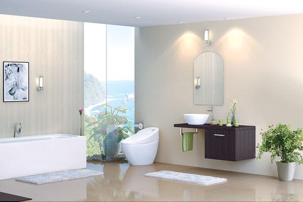 Chậu rửa mặt Inax–cho phòng tắm sang trọng hiện đại