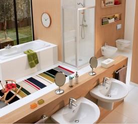 Tìm hiểu ưu điểm của chậu rửa Lavabo Inax
